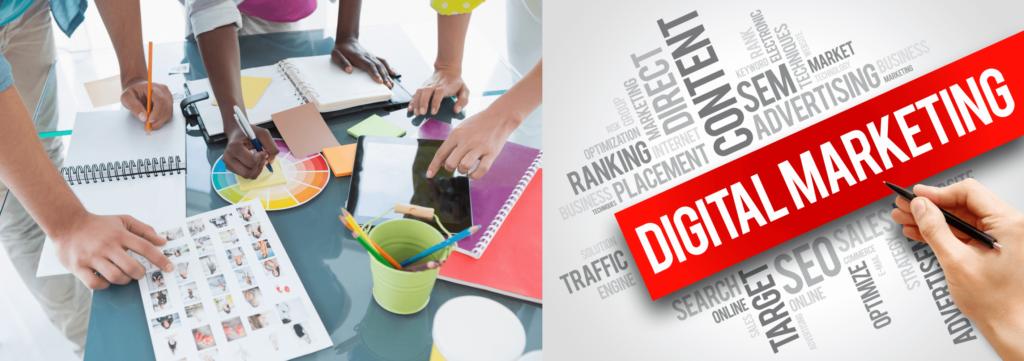 Creative Agency vs. Digital Agency