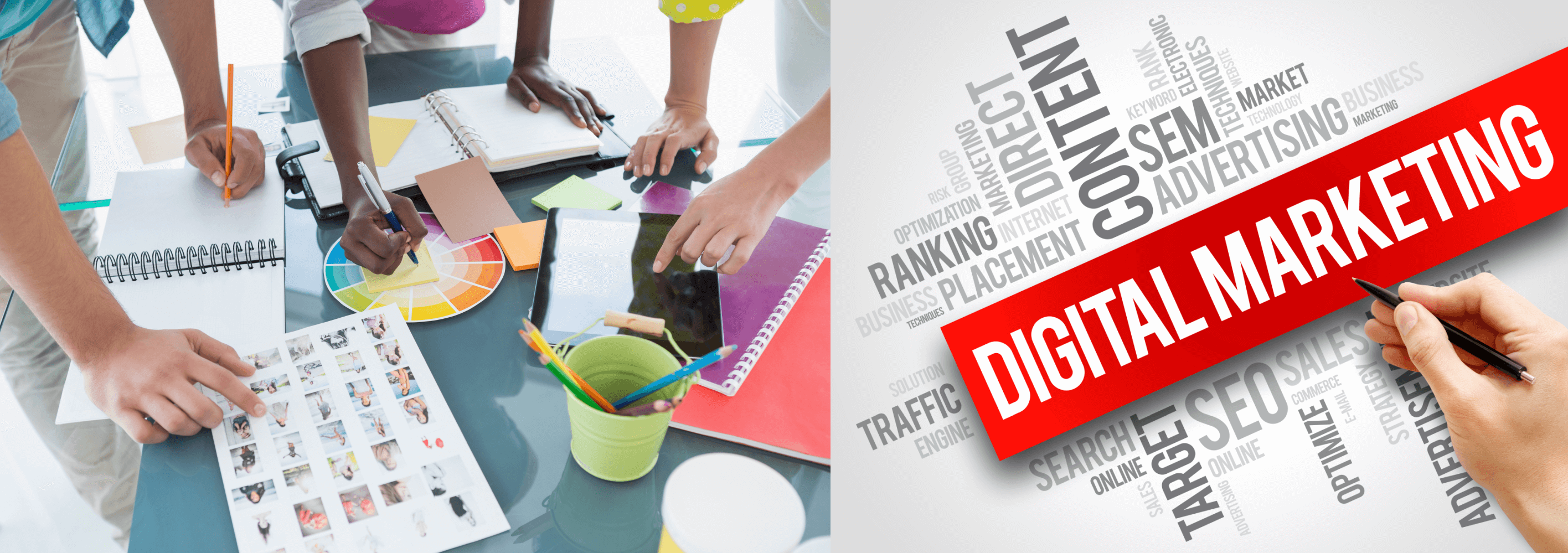 Creative Agency vs. Digital Agency